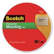 Scotch Foam Mounting Tape, 3/4 inch Wide x 1368 inch Long