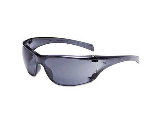 3M Virtua AP Protective Eyewear, Gray Frame and Lens, 20/Carton