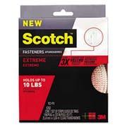 Scotch Heavy Duty Fasteners, 1 inch x 10 ft, Clear