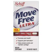 Move Free Ultra with UC-II Joint Health Tablet, 30 Count