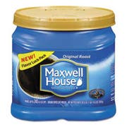Maxwell House Coffee, Regular Ground, 30.6 oz Canister