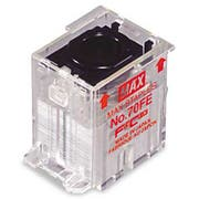 Max Staple Cartridge for EH-70F Flat-Clinch Electric Stapler, 5,000/Box