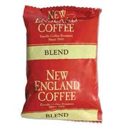 New England Coffee Coffee Portion Packs, Eye Opener Blend, 2.5 oz Pack, 24/Box