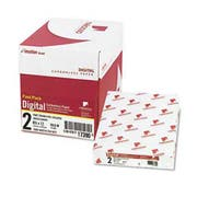 Nekoosa Fast Pack Digital Carbonless Paper, 8-1/2 x 11, White/Canary, 2500/Carton