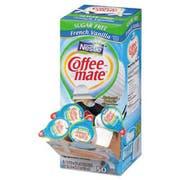 Coffee-mate SF French Vanilla Creamer, .375oz, 50/Box