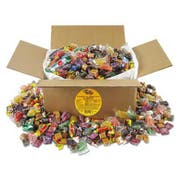 Office Snax Soft & Chewy Candy Mix, 10 lb Box