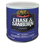 Chase and Sanborn Coffee, Regular, 34.5oz Can