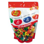 Jelly Belly Candy, 49 Assorted Flavors, 2lb Bag