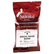 PapaNicholas Coffee Premium Coffee, Special House Blend, 18/Carton