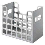 Pendaflex DecoFlex Letter Size Desktop Hanging File, Plastic, 12 1/4 x 6 x 9 1/2, Granite
