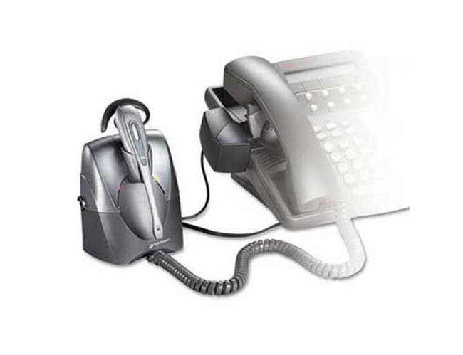 Plantronics Handset Lifter for Plantronics Phone w/Cordless/Corded Headsets