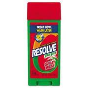 RESOLVE Spray N Wash Pre-Treat Stain Stick, White, 3 oz