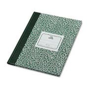 National Lab Notebook, Quadrille Rule, 7 7/8 x 10 1/8, White, 96 Sheets