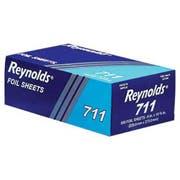 Reynolds Wrap Pop-Up Interfolded Aluminum Foil Sheets, 9 x 10 3/4, Silver, 500/Box