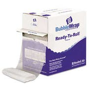 Sealed Air Bubble Wrap® Cushion Bubble Roll, 1/2 inch Thick, 12 inch x 65ft