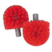 Unger Replacement Heads for Ergo Toilet-Bowl-Brush System, 2/Pack