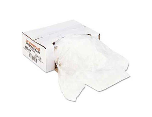 Universal High-Density Shredder Bags, 16 gal Capacity, 100/CT