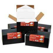 Universal Business Envelope, V-Flap, #10, 250/Carton