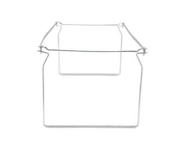 Universal Screw-Together Hanging Folder Frame, Letter Size, 23-26.77 inch Long, 6 Frames/Box