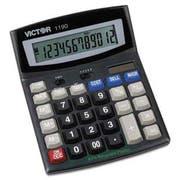 Victor 1190 Executive Desktop Calculator, 12-Digit LCD