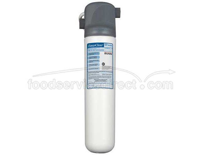 Bunn O Matic EQHP-10 Easy Clear High Performance Water Quality Filtration System, 10000 Gallon -- 1 each.