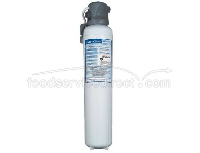 Bunn O Matic EQHP-54 Easy Clear High Performance Water Quality Filtration System, 54000 Gallon -- 1 each.