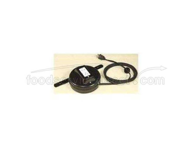 Luxor Heavy Duty Two-Outlet Retractable Power Cord, 20 feet -- 1 each.