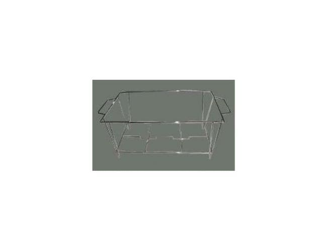 Winco Chrome Plated Medium Size Wire Chafer Stand Only -- 1 each.