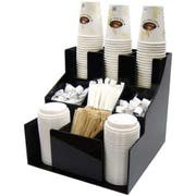 Winco 3 Tiers 3 Stacks Cup and Lid Organizer -- 4 per case.