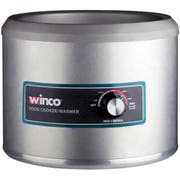 Winco Electric Round Food Warmer/Cooker, 11 Quart -- 1 each.