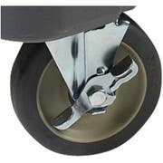 Winco Caster with Break for IIC-29, 5 inch -- 1 each.