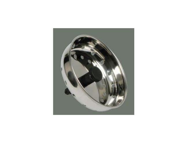 Winco Stainless Steel Sink Strainer, 3 inch -- 1 each.