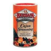 Louisiana Fish Fry Cajun Seasoning, 8 Ounce -- 12 per case.