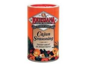 Louisiana Fish Fry Cajun Seasoning, 8 Ounce -- 12 per case.
