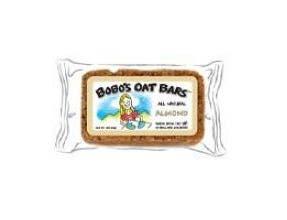 Bobos Almond Oat Bar, 3 Ounce -- 12 per case.