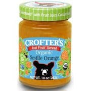 Crofters Organic Seville Orange Fruit Spread, 10 Ounce -- 6 per case.