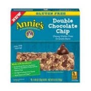 Annies Homegrown Chewy Double Chocolate Chip Granola Bar, 4.9 Ounce -- 12 per case