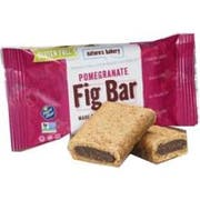 Natures Bakery Pomegranate Fig Bar, 2 Ounce -- 12 per case.