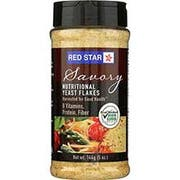 Red Star Savory Nutritional Yeast Flakes, 6 Pound Pack -- 1 each