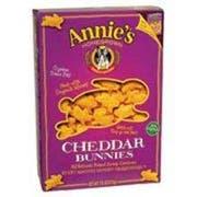 Cheddar Bunnies Crackers, 7.5 Ounce -- 12 per case