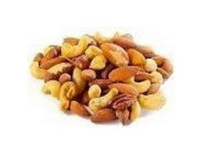 Unfi Deluxe Roasted and No Salt Mixed Nut, 15 Pound -- 1 each.