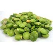 Unfi Organic Green Split Pea, 25 Pound -- 1 each.
