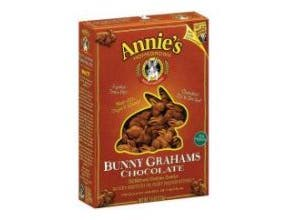 Annies Homegrown Organic Chocolate Bunny Grahams, 7.5 Ounce -- 12 per case