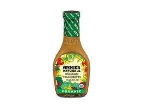 Annies Naturals Organic Balsamic Vinaigrette, 8 Ounce -- 6 per case