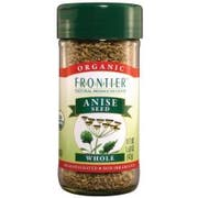 Frontier Herb Organic Whole Anise Seed, 1.44 Ounce -- 6 per case