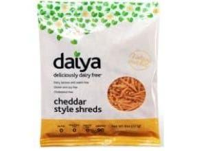 Daiya Cheddar Style Shreds, 8 Ounce -- 12 per case