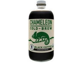 Chameleon Cold Brew Organic Black Coffee Concentrate, 32 Fluid Ounce -- 6 per case