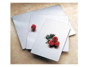 Bon Chef Stainless Steel One and Half Size Tile Tray, 19 1/2 x 21 1/2 inch -- 1 each.