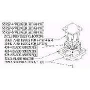 Nemco 8 Section Wedger Kit Only -- 1 each.