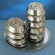 Custom Fitted Stacking Oval Platter Covers, 11-3/8in To 13in -- 24 per case